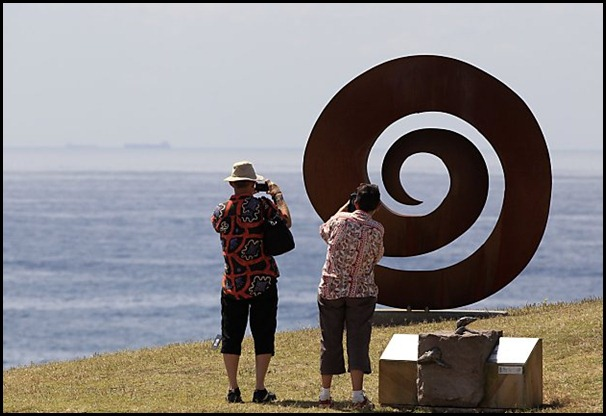 Bert Flugelman - Ammonite 2006 1