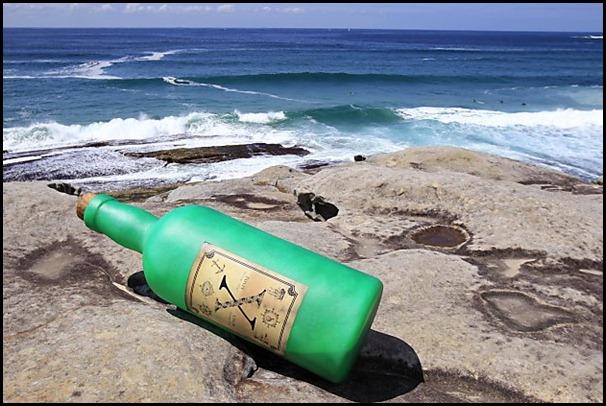 Steven Thomson and Jonas Allen - Message in a Bottle 1