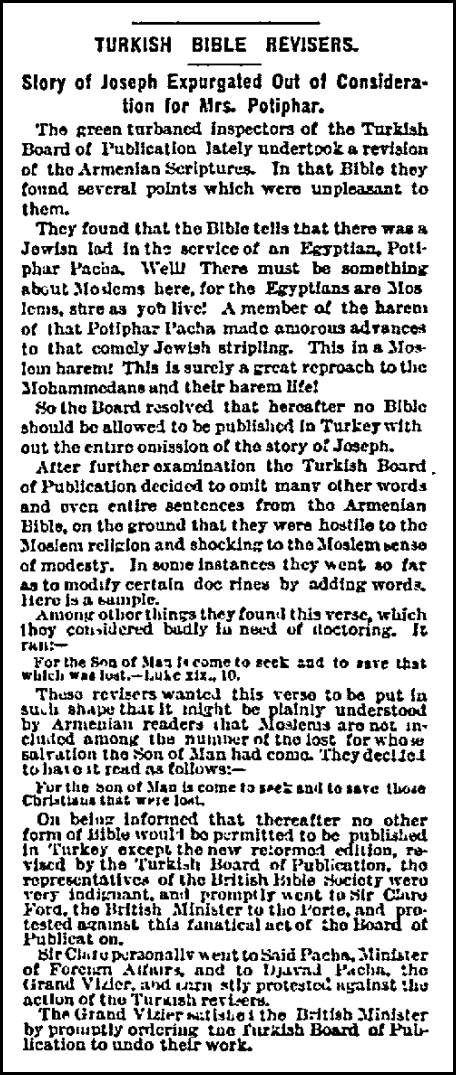 Turkish Bible Herald 1893
