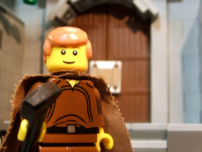 The Reformation in LEGO   BLT