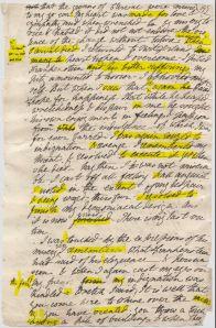Frankenstein.handwritten.manuscript