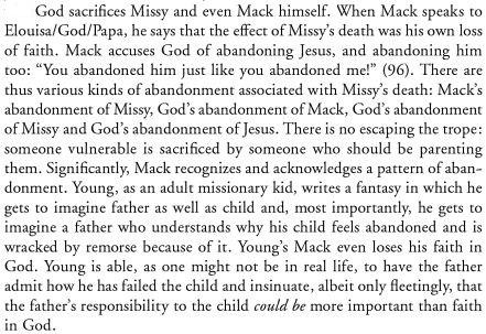 The Shack Black Mack Oprah God Blt